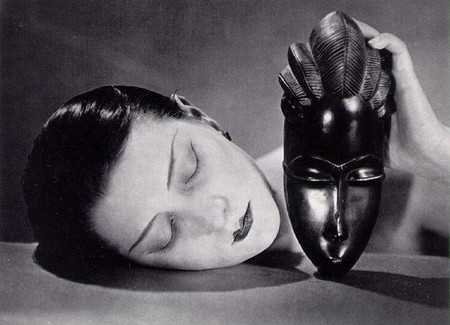Man Ray Blanco Y Negro