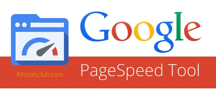 pagespeed insight by seox