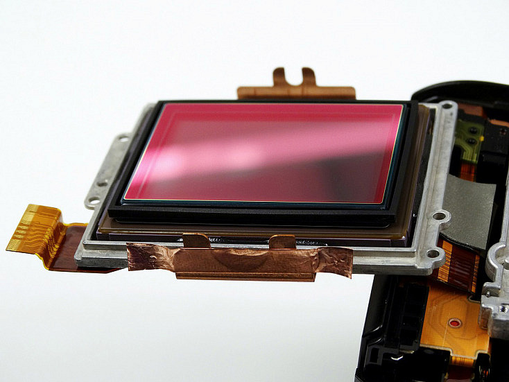 Sensor fotográfico