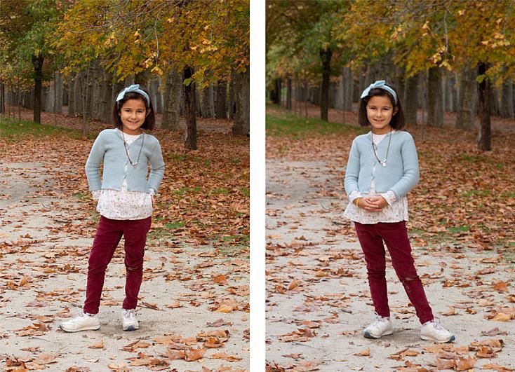 Fotografías realizadas a 1/15 segundos