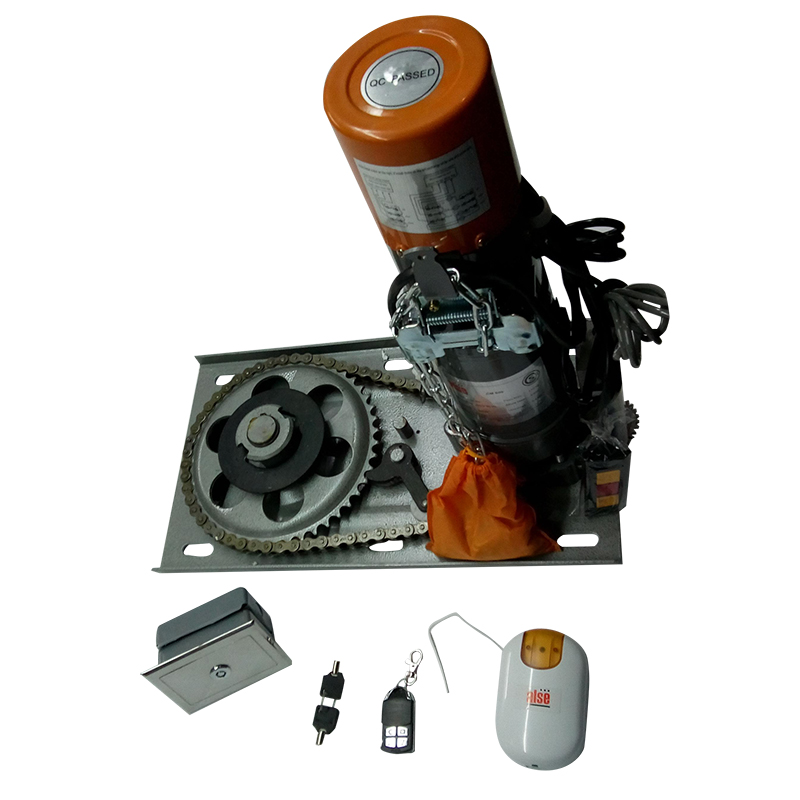 Cómo instalar un motor tubular 24